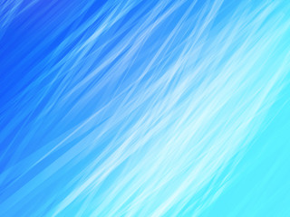 striped blue ice wave background