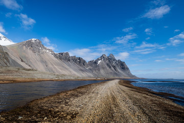 Stokksnes and Vestrahorn - The Vatnajokull region, Iceland