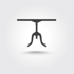 Table Icon App, Table Icon Web, Table Icon Art, Table Icon