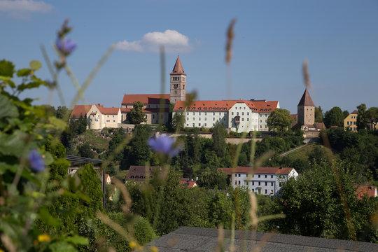 Klosterburg Kastl im Lauterachtal