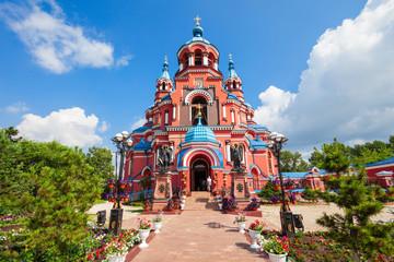 Cathedral Kazan Icon, Irkutsk