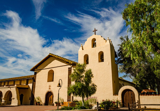 Mission Santa Ynez Solvang California