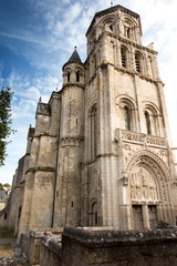 .Church of Sts. Radegund at Poitiers