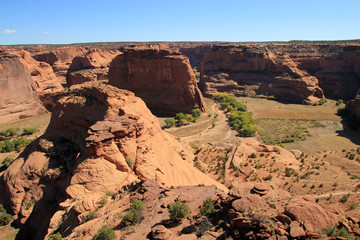Canyonde Chelly  national park in USA