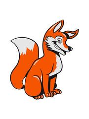 Fox sweet macho witty