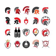 20 Best Collection Spartan Head
