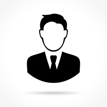 business man icon