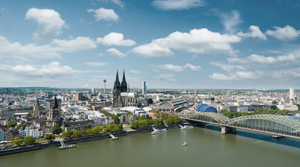 Köln Cologne Stock Photo