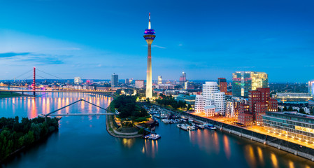 Düsseldorf Stock Photo