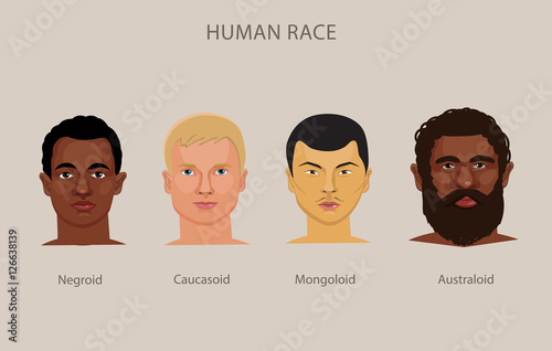Race Human Classification Pictures To Pin On Pinterest