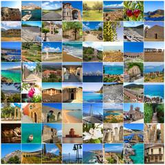 set of Peloponnes pictures, Greece