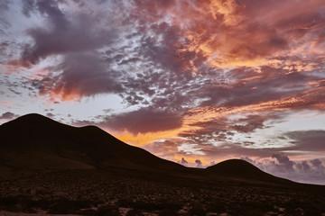 Foto op Aluminium Koraal Fuerteventura Küste