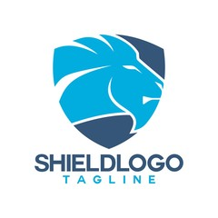 shield vector logo