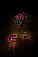Peperoncino - Natura morta