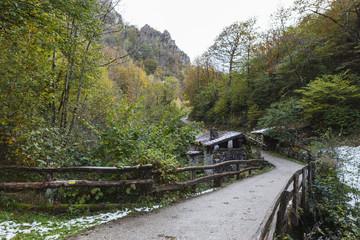 Arroyo de los Arrudos 2, Caleao, Asturias