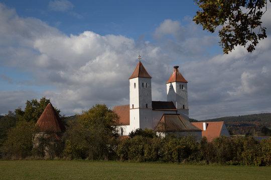 Kirche Peter und Paul in Perschen
