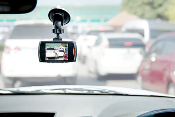 Car DVR Front camera car recorder
