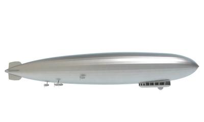 3d illustration of the Graf Zeppelin