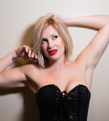 Sexy Retro Blonde