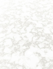 Abstract background with white marble tiles.