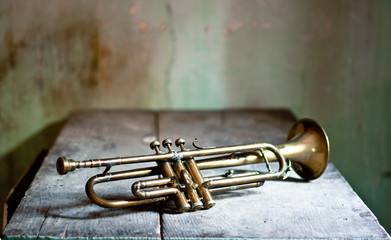 Superb jazz trumpet 50s