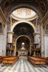 Vigevano, il duomo o cattedrale di Sant' Ambrogio