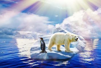 Klimawandel - Global warming