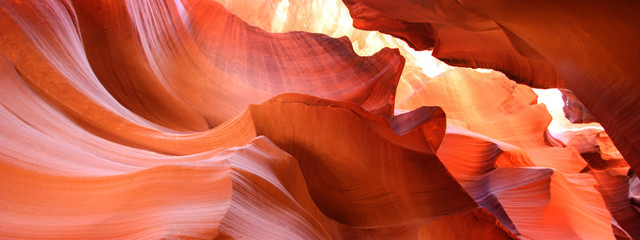 Foto op Plexiglas Antilope Arizona (USA) - Antelope canyon