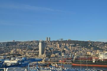 Hafenanlage Haifa, Israel