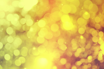 Grey glitter sparkles defocused rays lights bokeh abstract background.