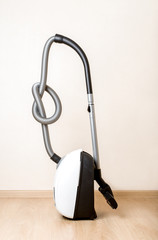 Vacuum cleaner strike
