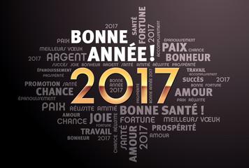 2017 Meilleurs voeux