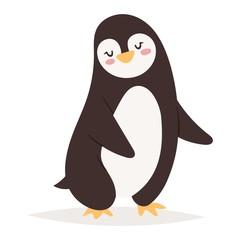 Penguin vector character