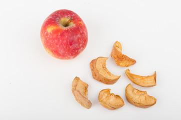 りんごチップ