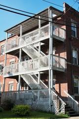 Three Story Stairs