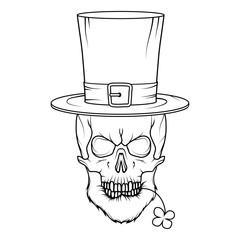 skull Leprechaun