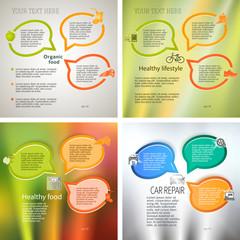 set template number steps Presentation Powerpoint10
