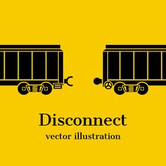 Disconnect concept vector