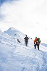Trekking alpino