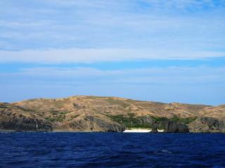 聟島(ケータ島) 海岸
