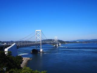 鳴門海峡 大鳴門橋