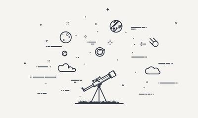 Discover telescope concept