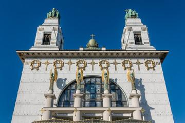 Otto Wagner Kirche am Steinhof