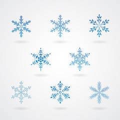 Snowflakes Crystals