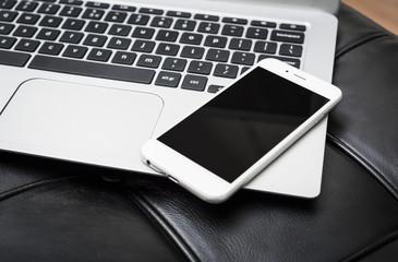 Smartphone mockup / template