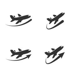 Air Plane Logo or icon