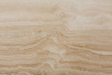 Travertine stone floor tile abstract background close up.