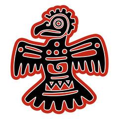 Native American eagle