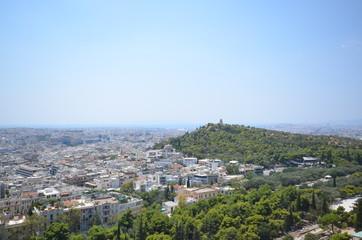 Vista of Athens