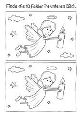 Fehlerbild Engel